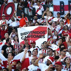 river festejo monumental hinchas libertadores @SC_ESPN