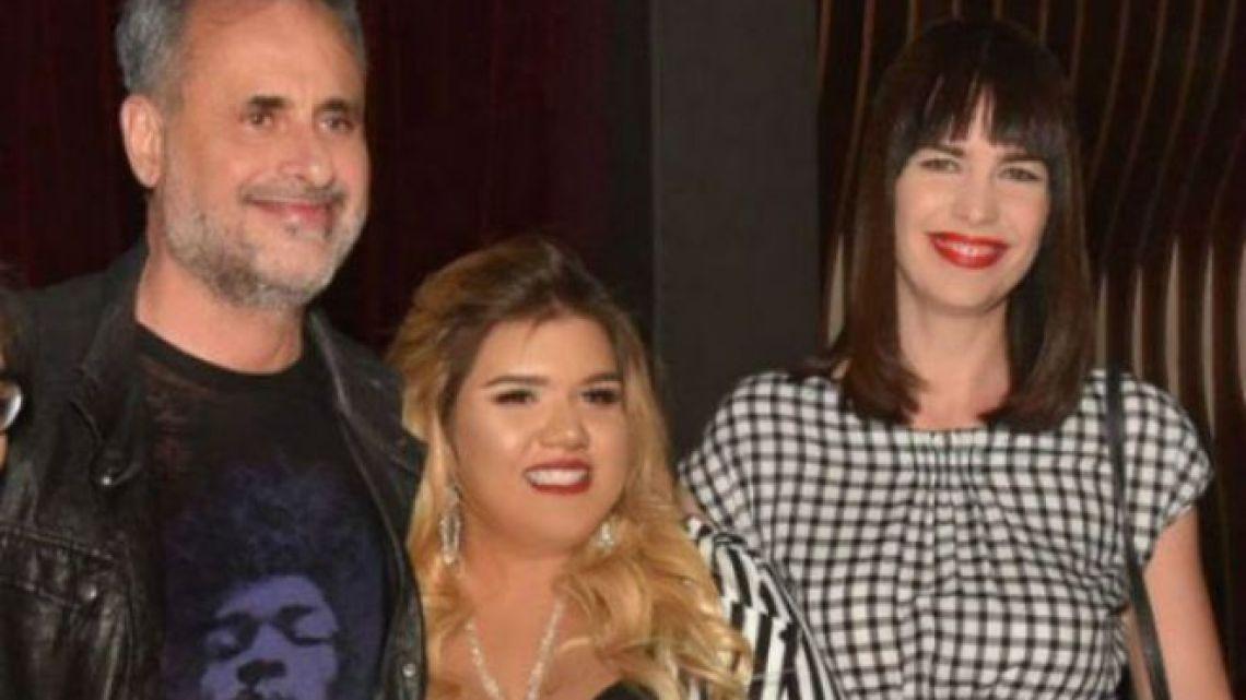 Morena Rial festejó su cumpleaños pero Jorge Rial no asistió