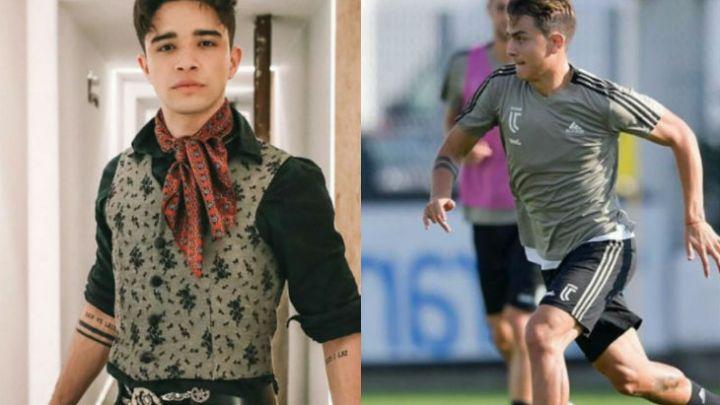 Julián Serrano se hizo un drástico cambio de look, ¿para parecerse a Dybala?