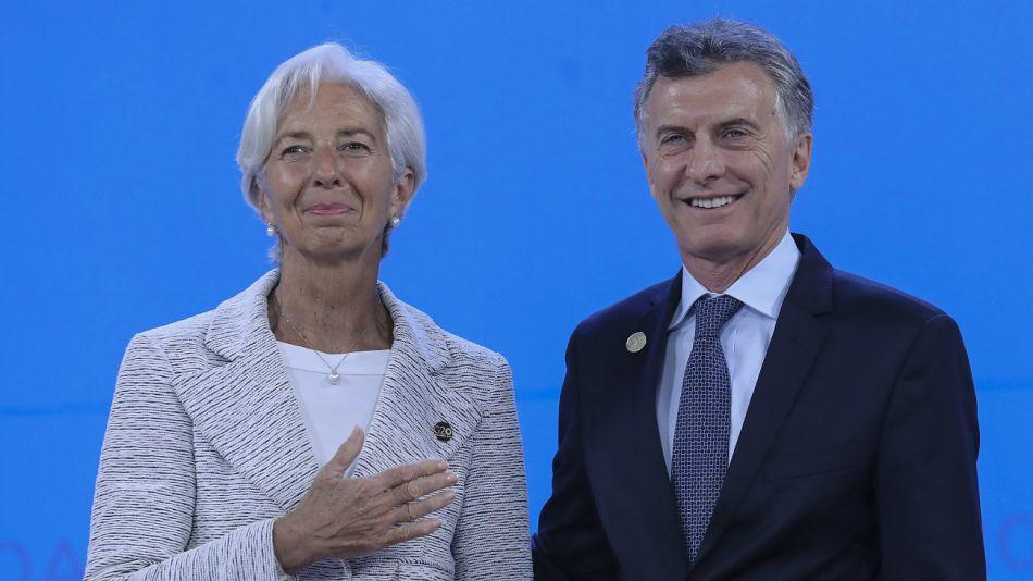 Christina Lagarde elogió la organización del G20.