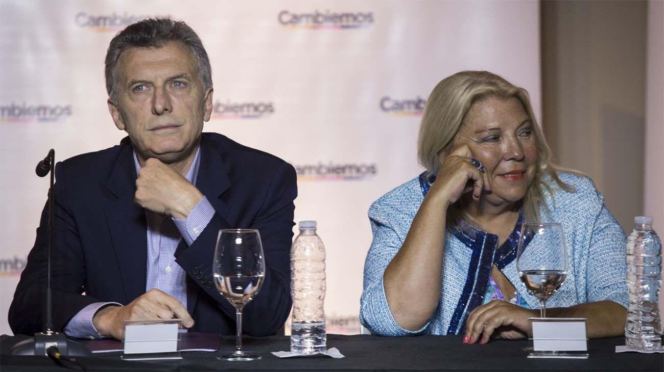 """Elisa Carrió profundiza la grieta en Cambiemos: """"No me importa lo que opine el Presidente"""""""