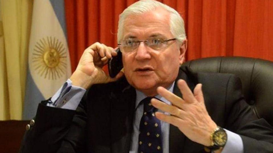 Carlos Vicente Soto Dávila, juez federal de Corrientes acusado de favorecer al narcotráfico en la ciudad de Itatí