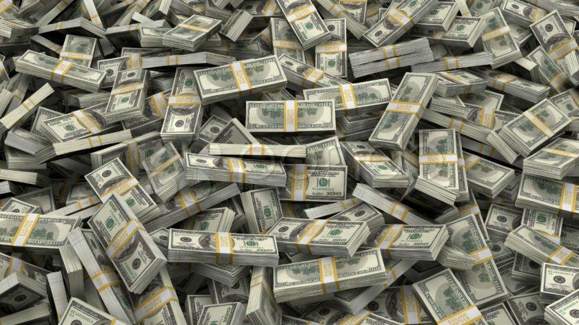 Economía: El dólar retrocedió hasta 38,61 pesos en la city porteña