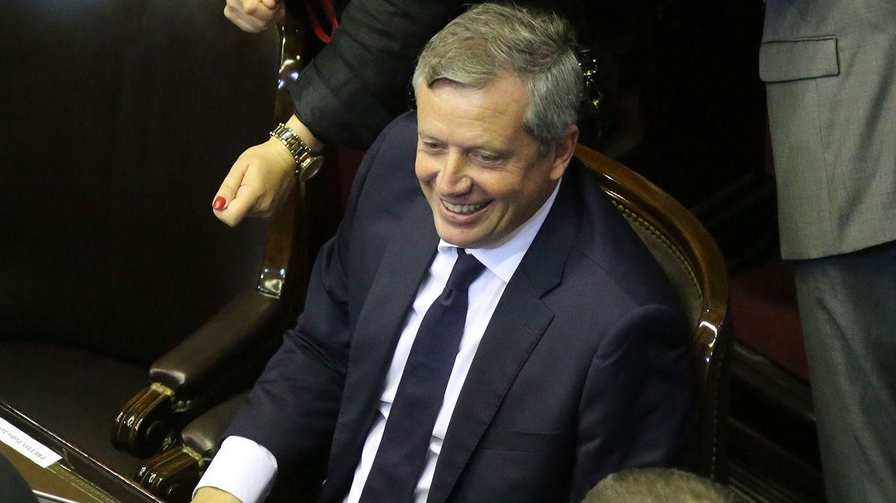 Monzó le pedirá a Macri por un hombre de su riñón para presidir Diputados