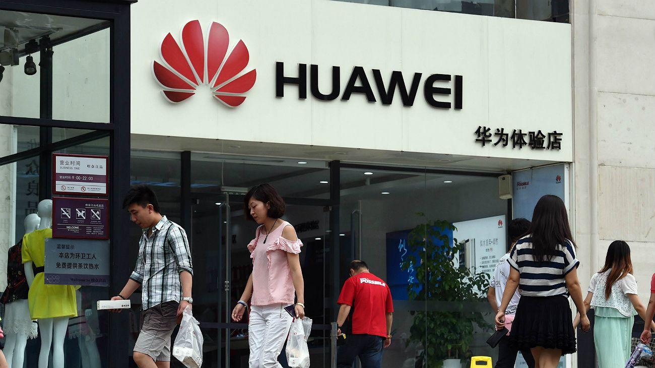 Detuvieron a directiva de Huawei por presunta violación de sanciones de EE.UU. contra Irán