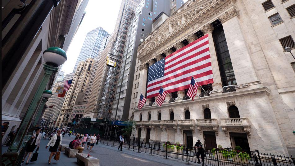 New york Wall Street 05122018