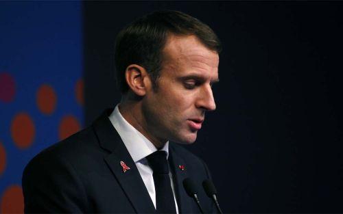 Popularidad de Macron cae y París se prepara para más violencia