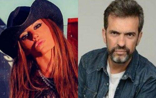Natacha Jaitt y Martín Ciccioli se cruzaron en Twitter y ella lo escrachó con un chat
