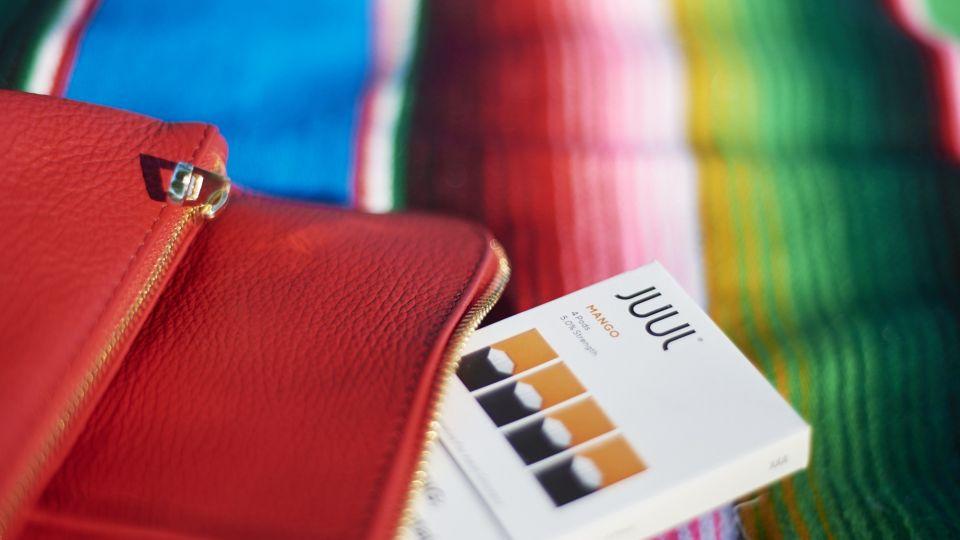 E-Cigarette Maker Juul Will Offer Lower-Strength Nicotine Pods