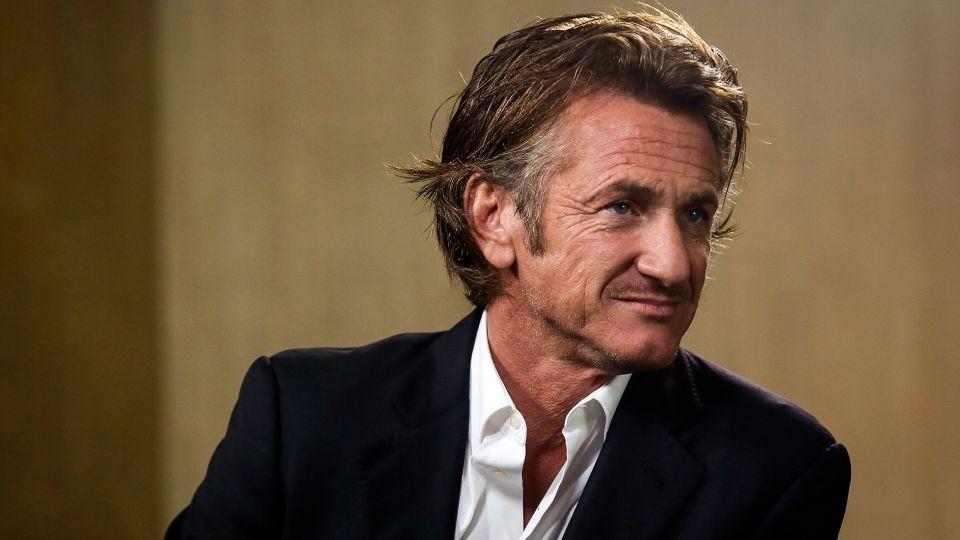 Sean Penn 12062018