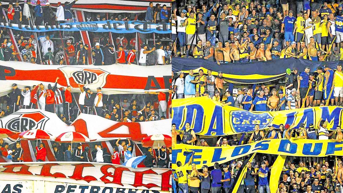 Fiesta asegurada. Aunque para viajar a Madrid hay que desembolsar no menos de 100 mil pesos, las segundas y terceras líneas de las barras de River y Boca estarán en el Bernabéu. Los líderes manejarán las tribunas por teléfono desde Buenos Aires.