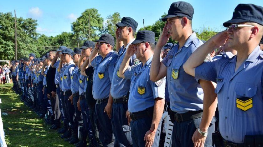 En Misiones  el 63 % de los jóvenes que quisieron entrar a la Policía desaprobaron
