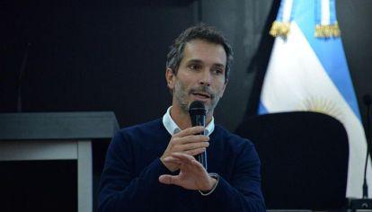 """DEDO, NO. Cossar envió un mensaje hacia las fuerzas de Cambiemos, frente al proceso electoral: """"Nadie va a romper. Se va a definir por consenso o por internas, en el marco de lo institucional""""."""