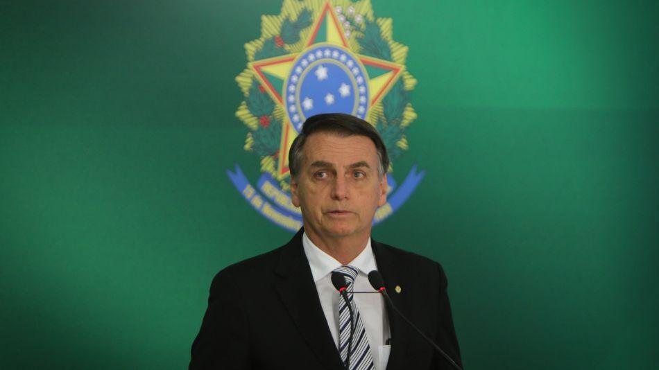 Brazil President-elect Jair Bolsonaro Meets With President Temer