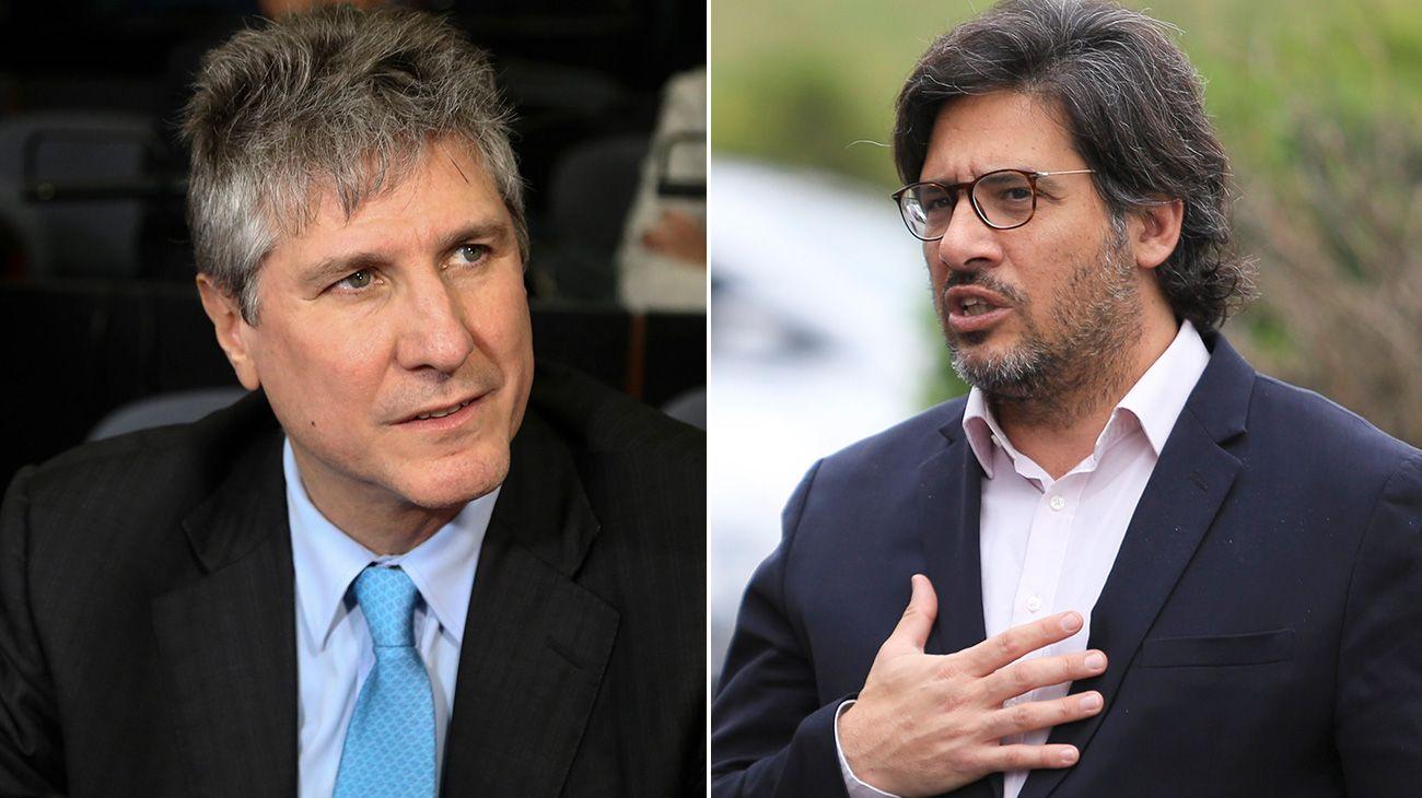"""Germán Garavano: """"La excarcelación de Amado Boudou es un retroceso"""""""