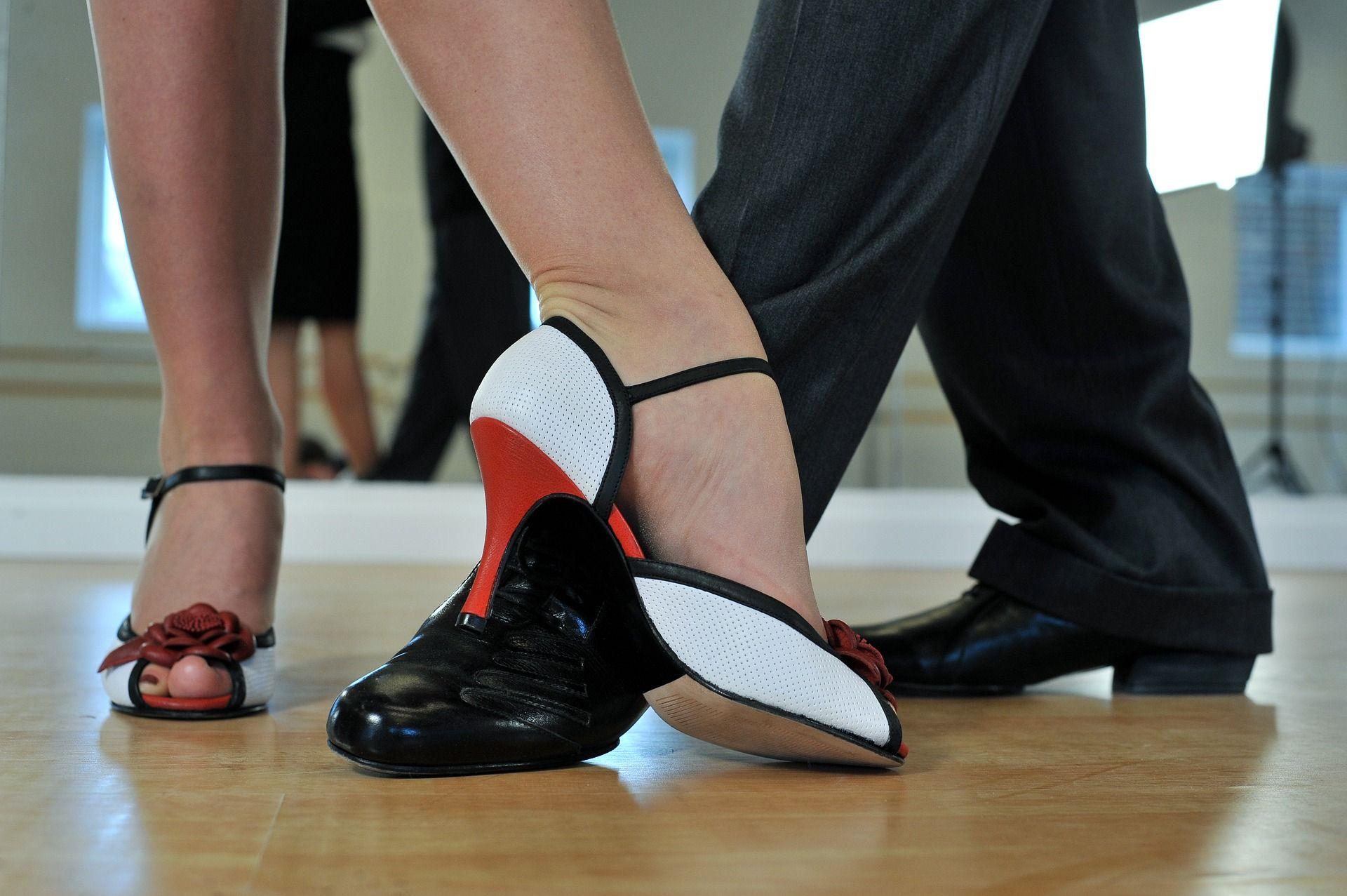 El tango es una actividad cardio muy beneficiosa.