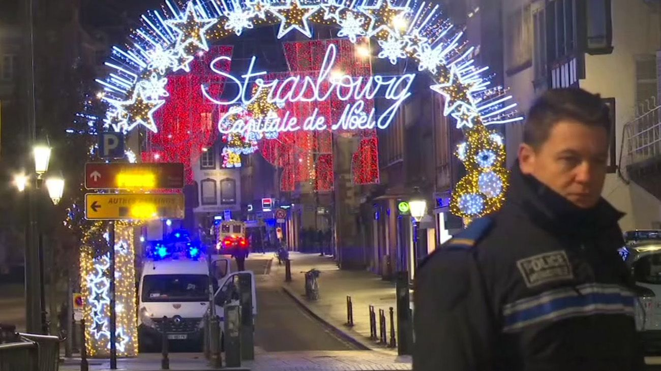 Tiroteo en Francia dejó dos muertos y al menos once heridos