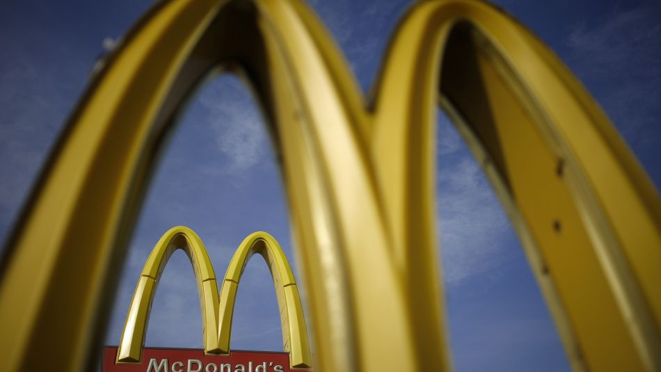 A McDonald's Corp. Restaurant As Earnings Figures Are Released