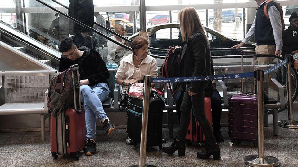 Asambleas en Aeroparque generan demoras en los vuelos de este martes de la compañía Avianca.