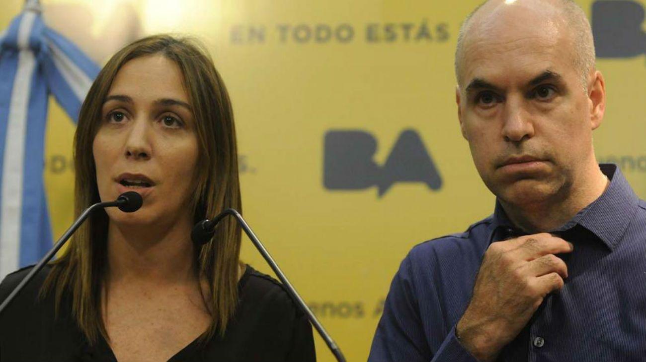 Vidal vuelve a mostrar diferencias con el Gobierno por el reclamo de los enfermeros