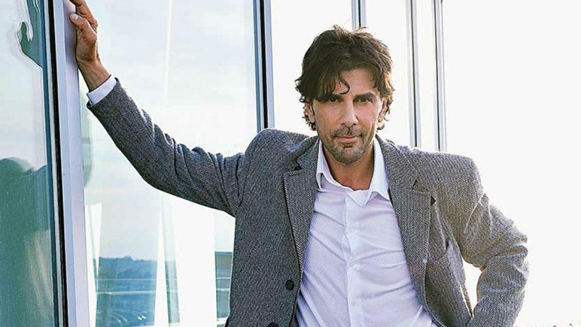 Actor Juan Darthés.