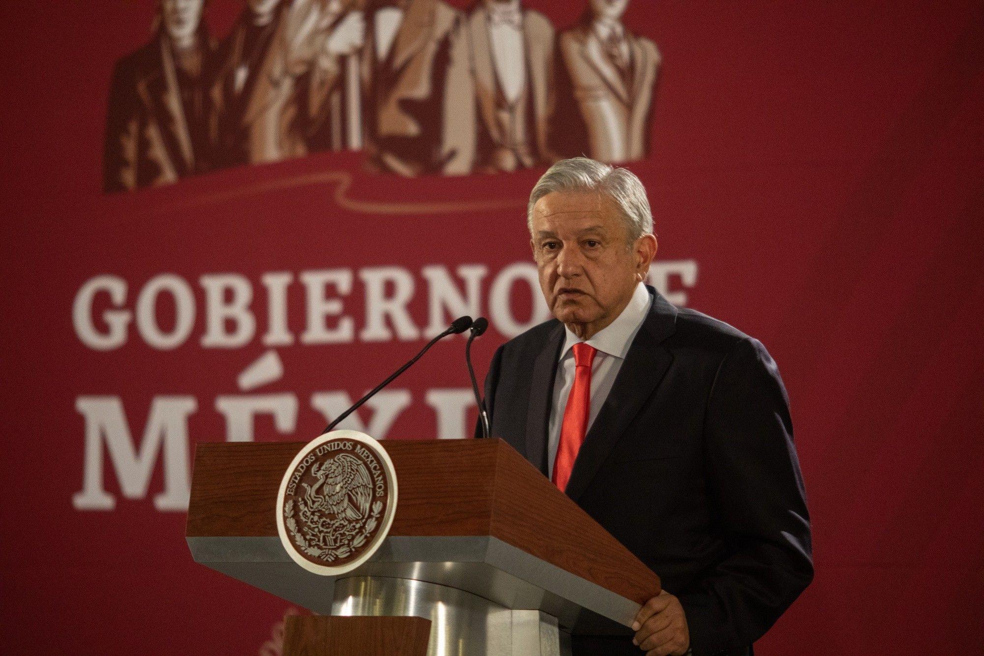 AMLO invita a Trump a invertir en el desarrollo centroamericano