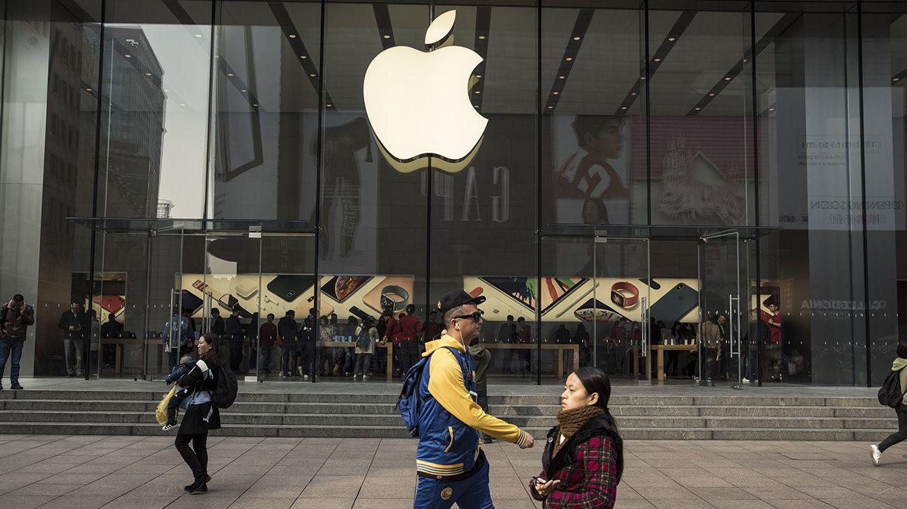 La poderosa Apple liderará las tecnológicas en 2019