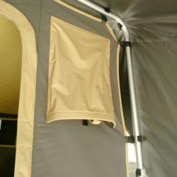 Carpa de techo Campinox.