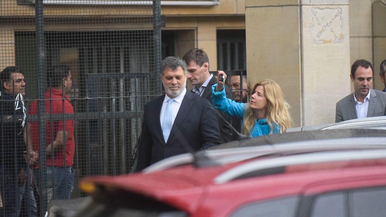 El hermano del presidente, Gianfranco Macri, declaró ante el juez Claudio Bonadío en el caso por pago de coimas y sobornos.