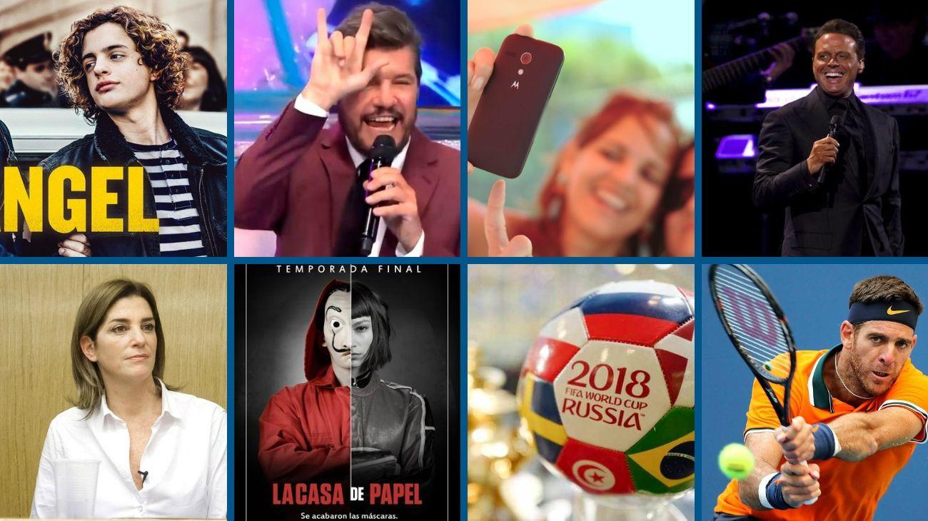 Los temas más buscados del 2018 en Google: Mundial, Dólar y Débora Pérez Volpin