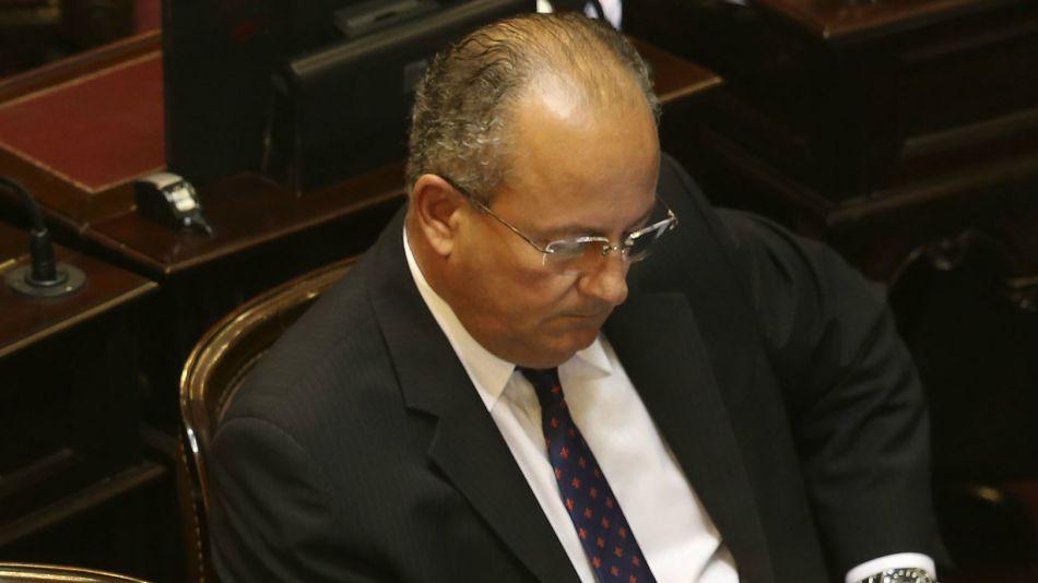 Juan Carlos Marino, el senador radical acusado de abuso.