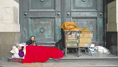 """Realidad. """"Derrotar el hambre para enfocarnos en justicia social"""", dice el autor."""