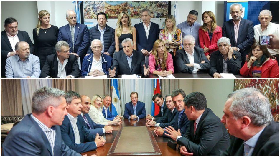El Peronismo Federal se quedó sin acto y el PJ llama a la unidad