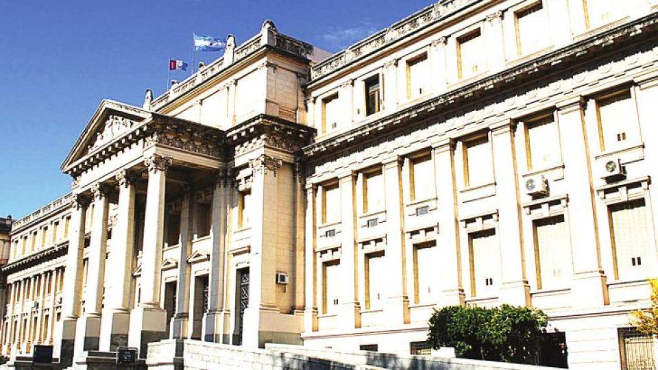 MEDIDAS. La justicia de Córdoba adoptó medidas para evitar el avance del virus en los tribunales de la provincia.
