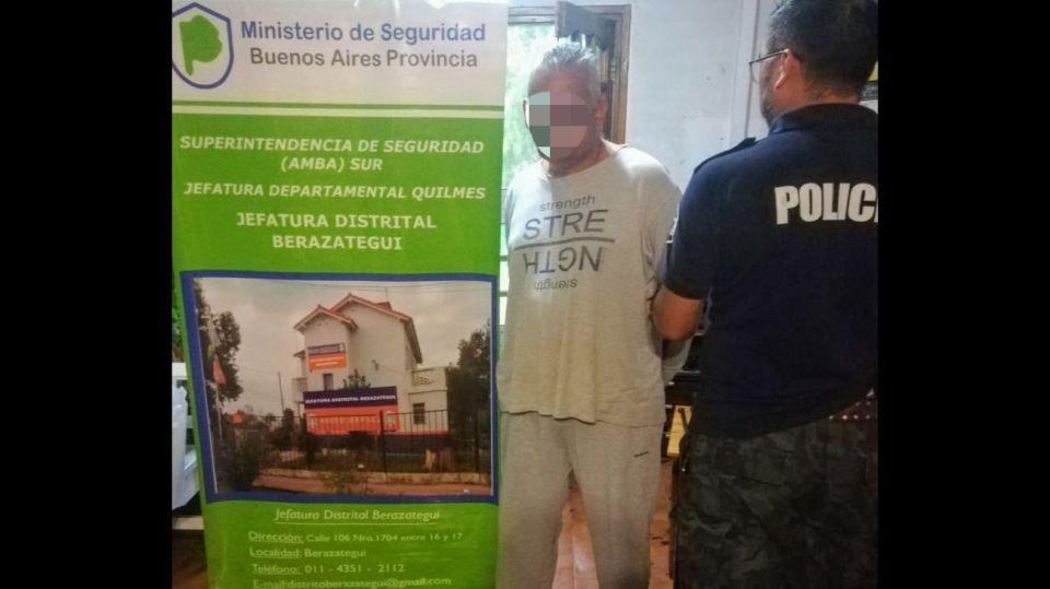 Detuvieron a Daniel Zisuela, dirigente gremial y concejal de Florencio Varela