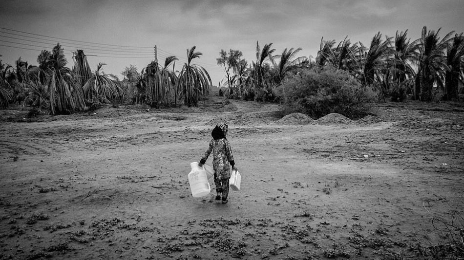 cambio climatico Mohammad Baghal Asghari