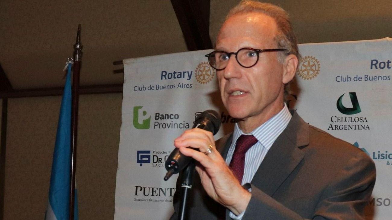 Por qué Carlos Rosenkrantz votó en contra en el fallo que beneficia a jubilados
