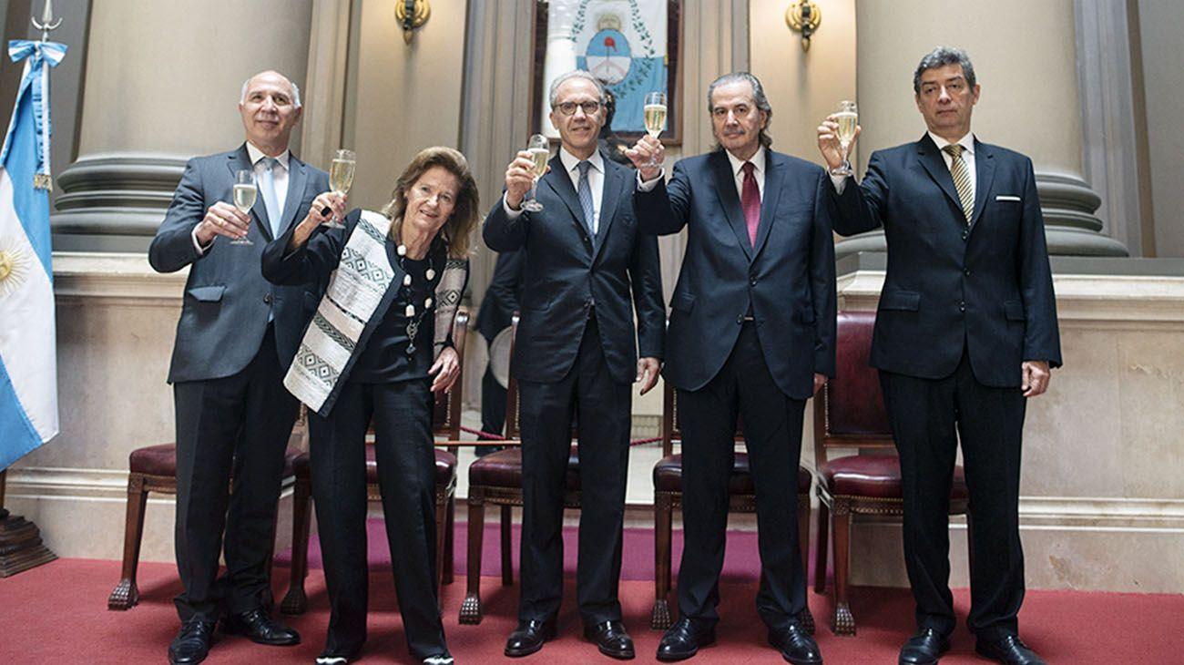 La Corte Suprema confirmó a Gabriela Boquín como fiscal del Caso Correo