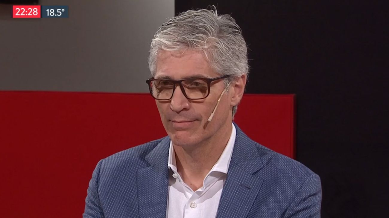 """Presidente de Aerolíneas culpó del conflicto a los gremios: """"El problema de fondo es político"""""""
