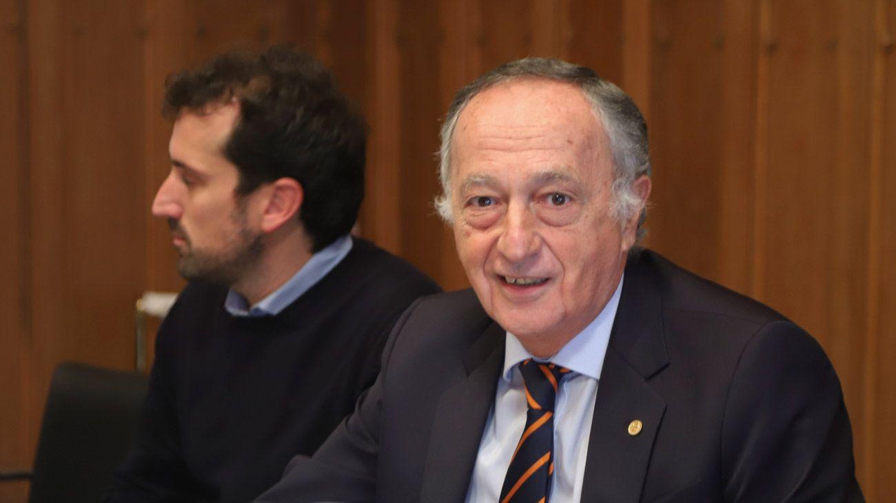 El presidente de las Unión Industrial Argentina, Miguel Acevedo, reconoció que 2018 fue un año muy malo para el sector.