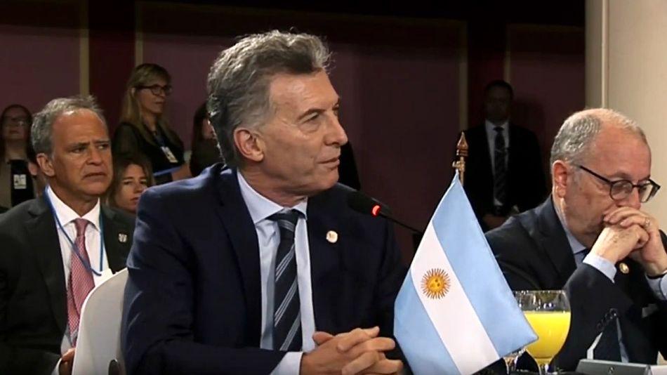 Macri Estado del Mercosur 18122018