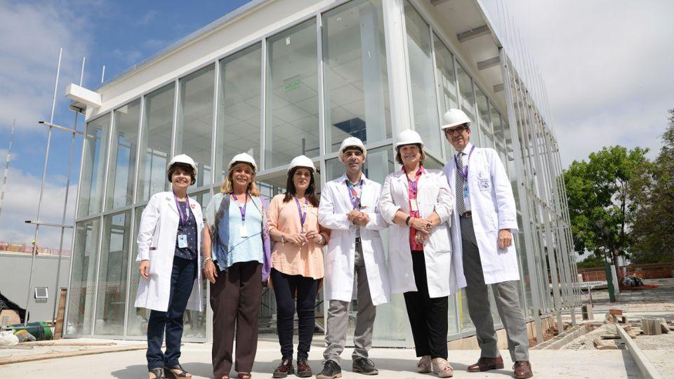 Centro de Vacunación Garrahan