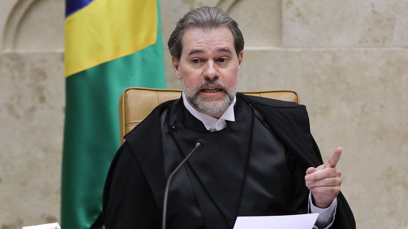 El presidente de la Corte de Brasil frenó la posible liberación de Lula da Silva