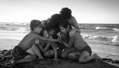 JUNTOS. Ultima imagen de Roma en que la familia puede armar el tejido social a través del amor.