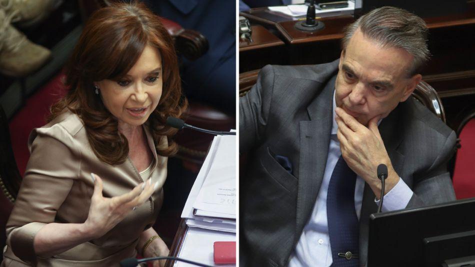 Cristina y Pichetto 20122018