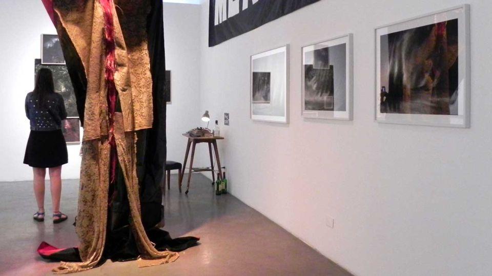 Muestra Paliativos en Galería Gachi Prieto