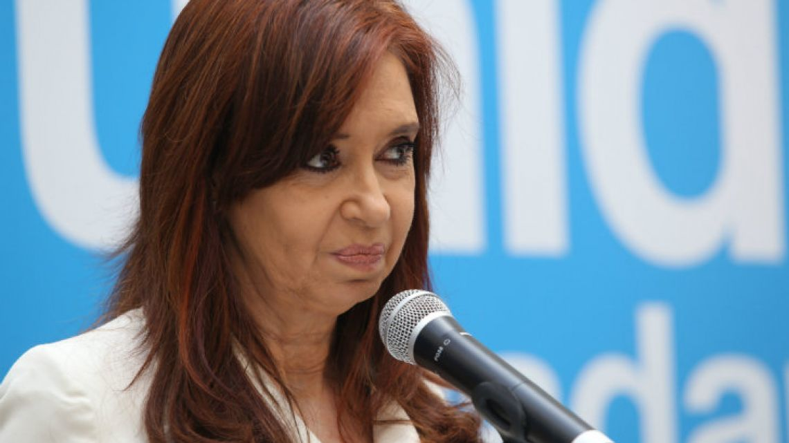 Former president Cristina Fernández de Kirchner must stand trial for corruption related to the 'notebooks' graft scandal, an appeals court ruled this week.