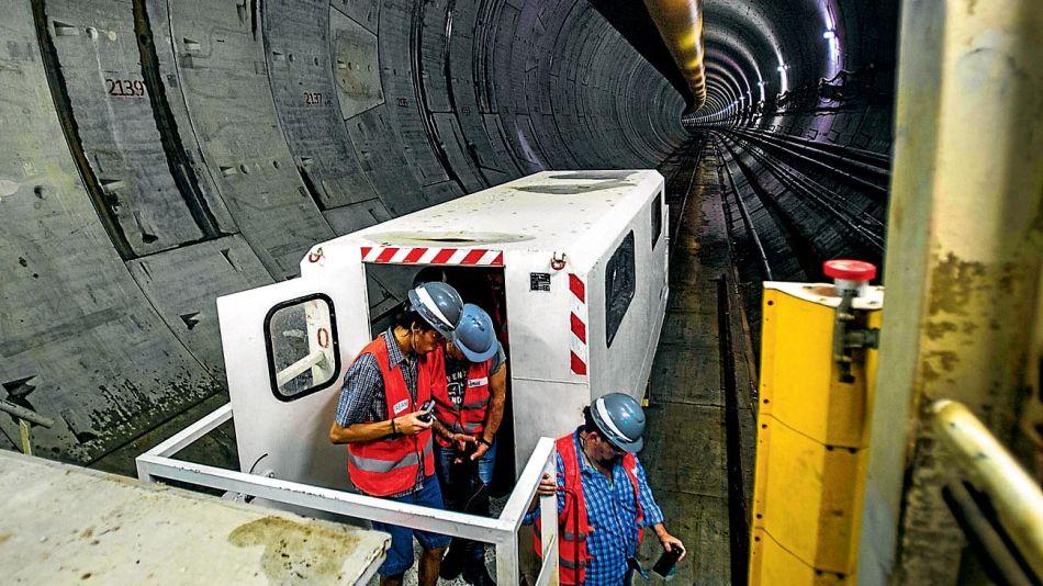 Las obras de soterramiento del tren Sarmiento, bajo la lupa.