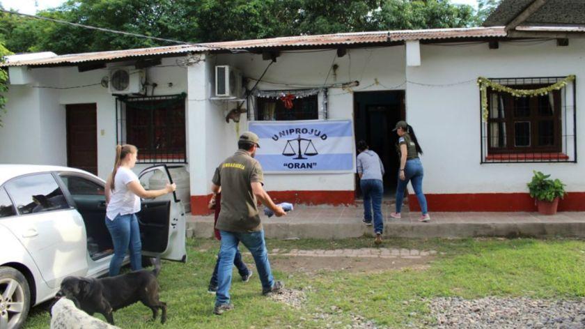 Argentina víctima de trata fue rescatada en Bolivia 32 años después