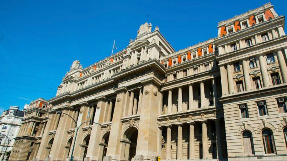 Palacio de Tribunales.
